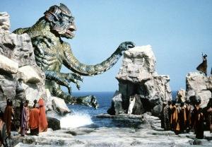 Así era el Kraken cuando joven... allá por 1981